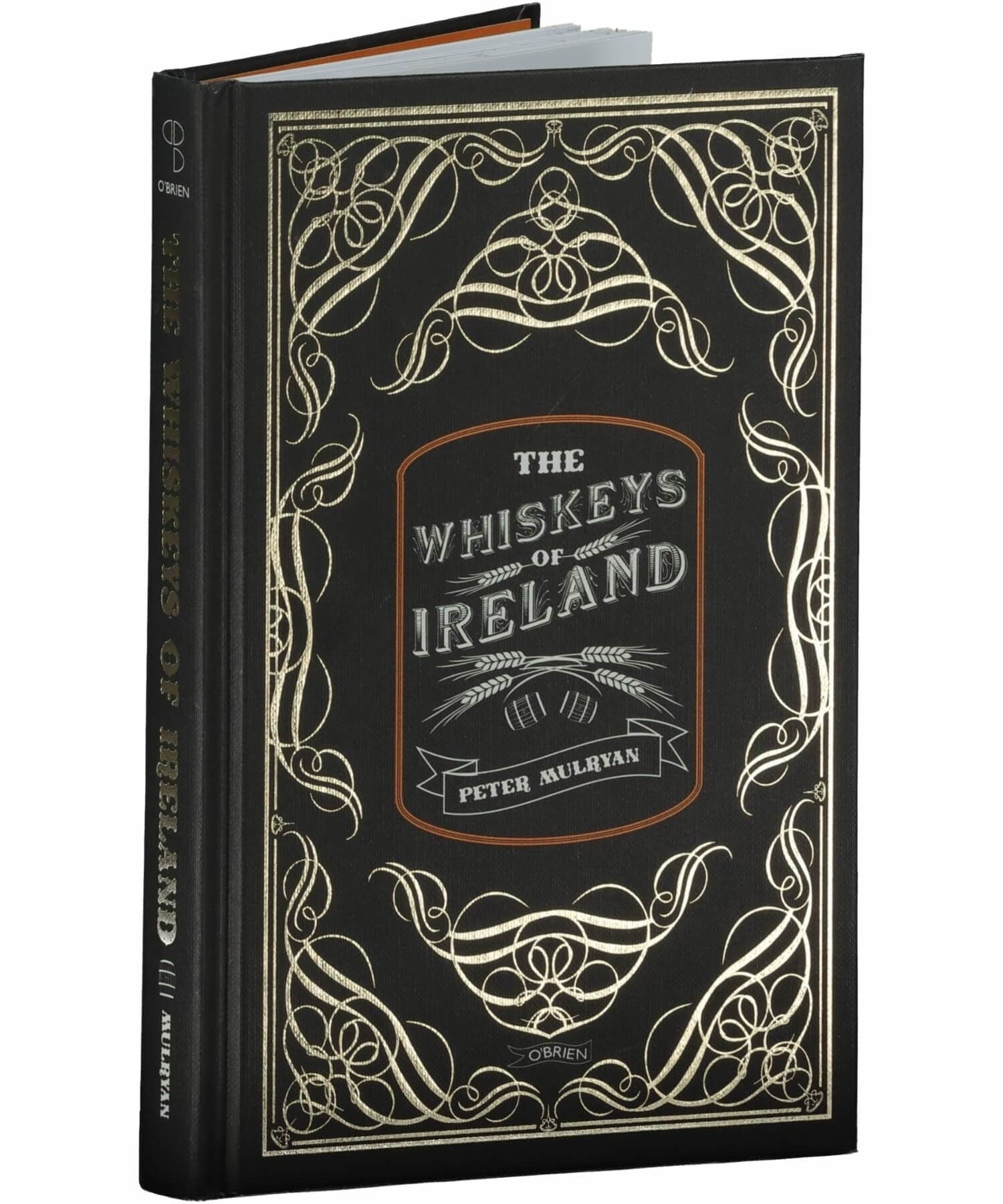 The Whiskeys of Ireland - [The O'Brien Press] - Books & Stationery - Irish Gifts