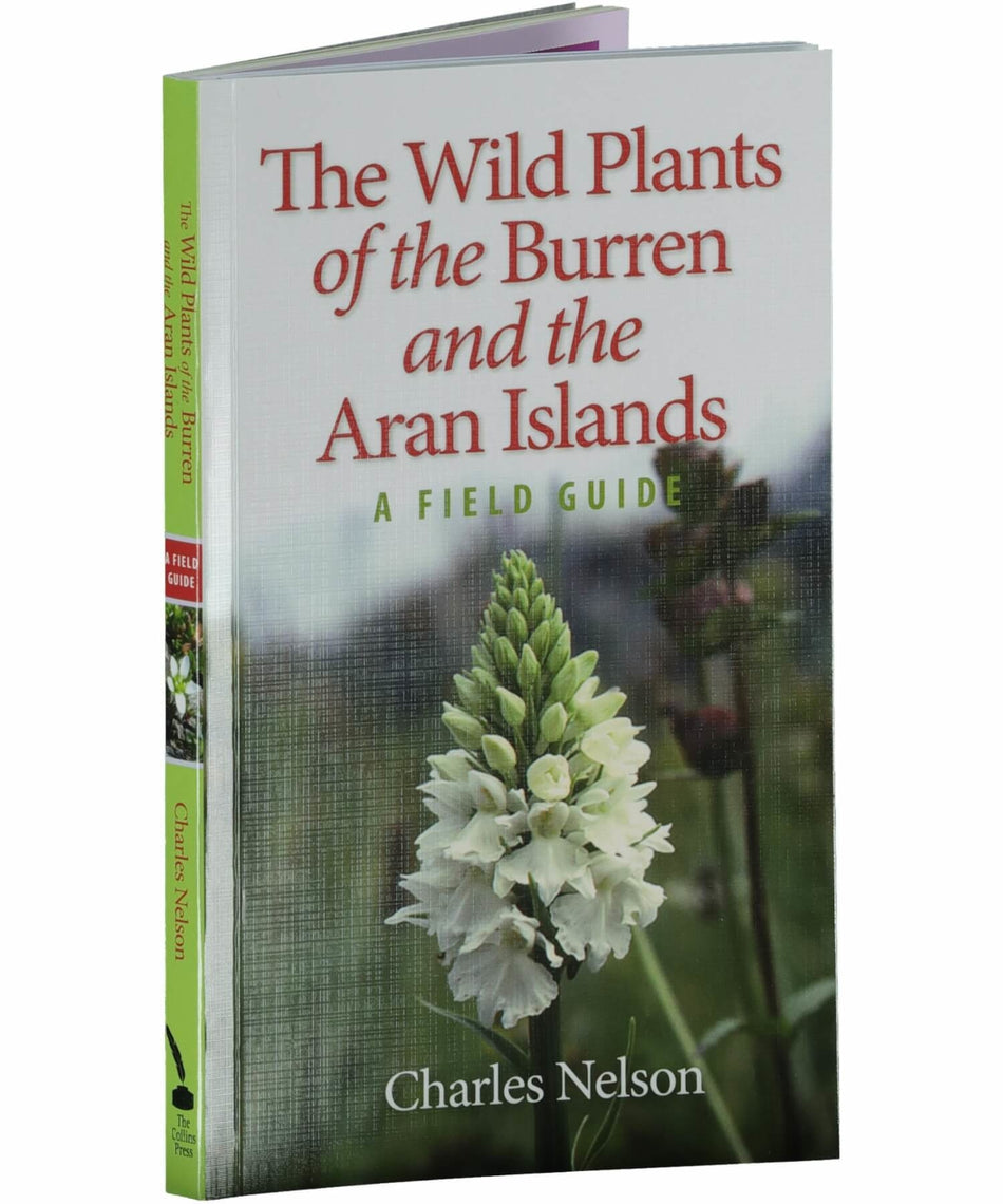 The Wild Plants of the Burren & Aran Islands - [The Collins Press] - Books & Stationery - Irish Gifts