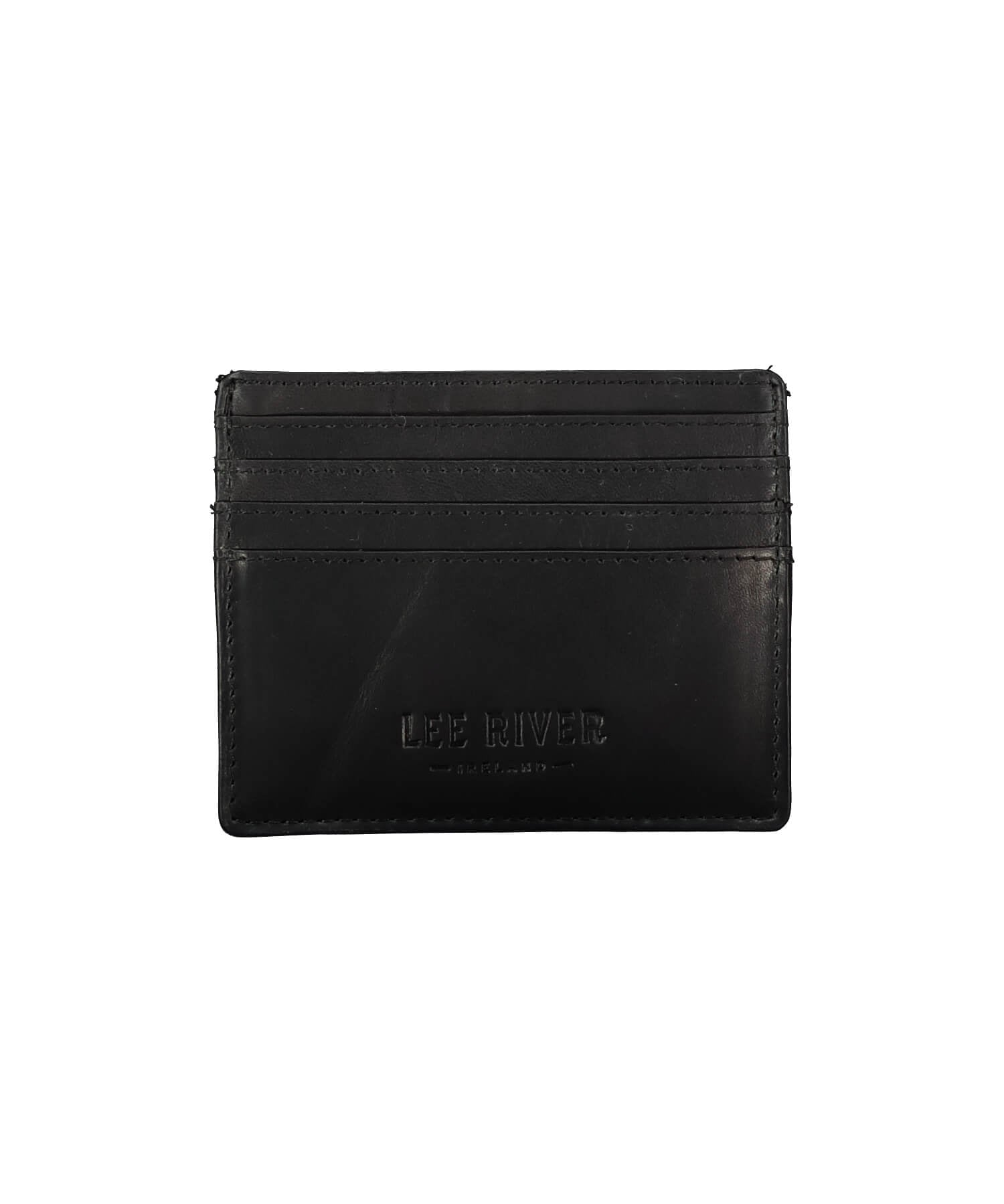 Tomas Card Holder - Black - [Lee River] - Bags, Purses & Wallets - Irish Gifts