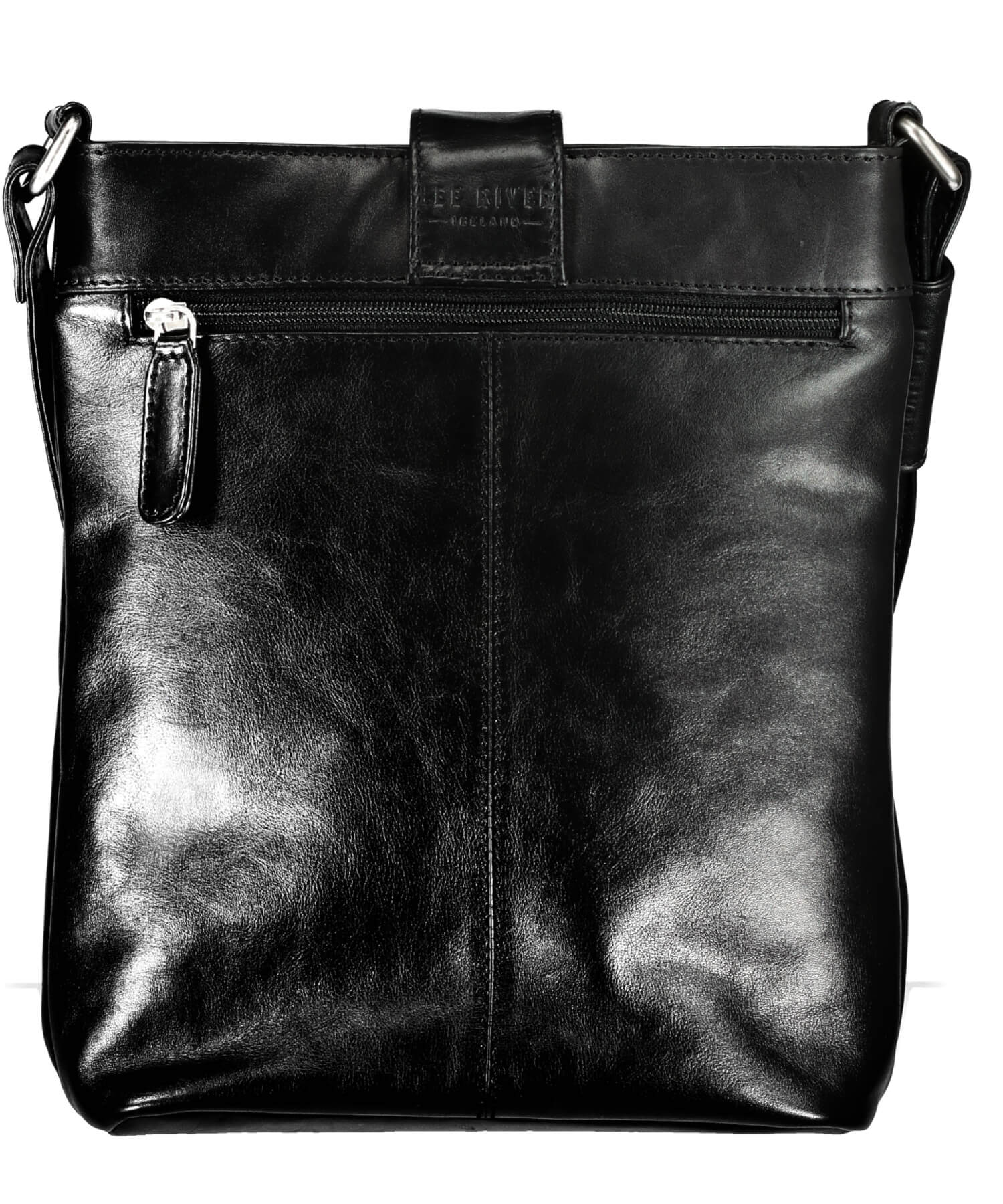 Torc Bag - Black - [Lee River] - Bags, Purses & Wallets - Irish Gifts