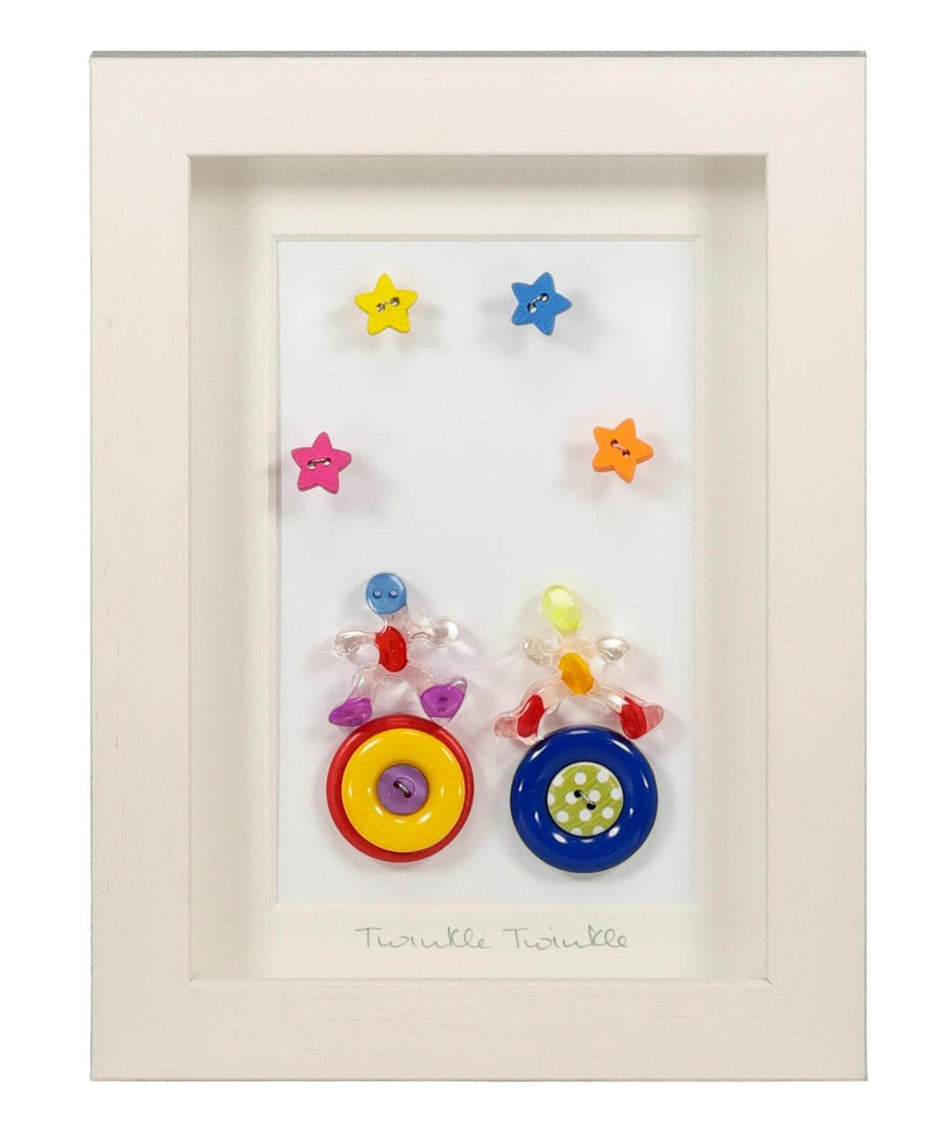 Twinkle Twinkle (small) - [Button Studio] - Wall Art & Photography - Irish Gifts