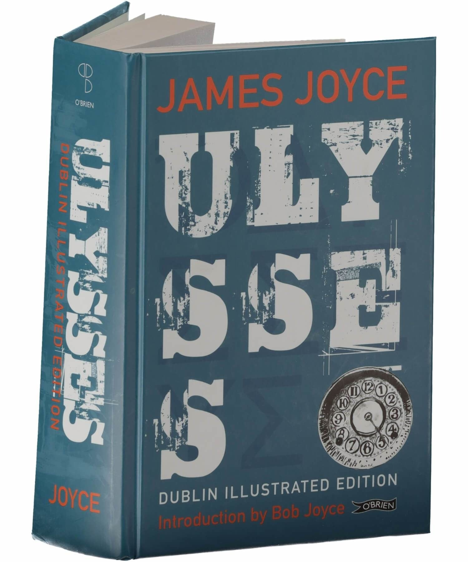 Ulysses The OBrien Press Books