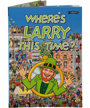 Where's Larry This Time? - [The O'Brien Press] - Books & Stationery - Irish Gifts