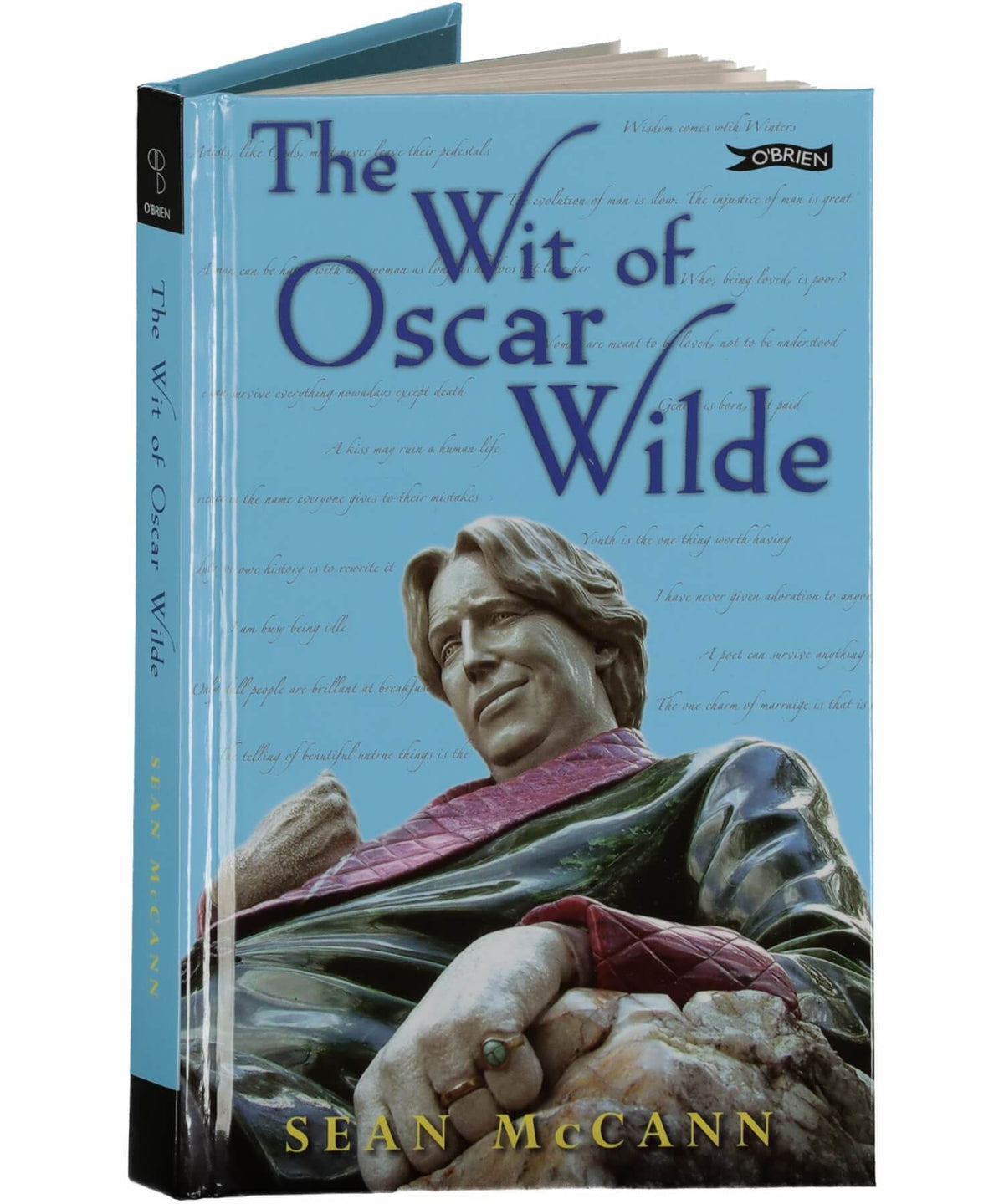 The Wit of Oscar Wilde OBrien Press Books