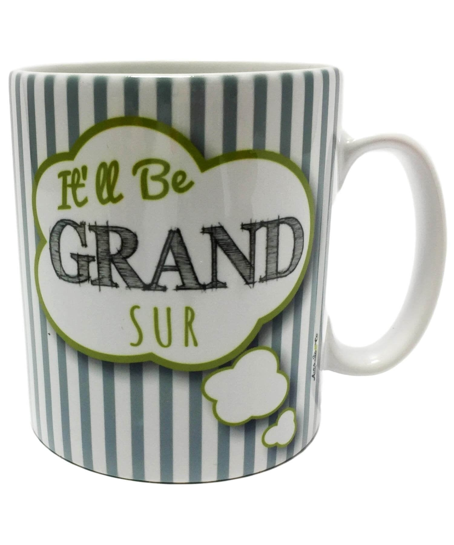 Irish Saying Cup - Grand Sur Avokado & Co Souvenir