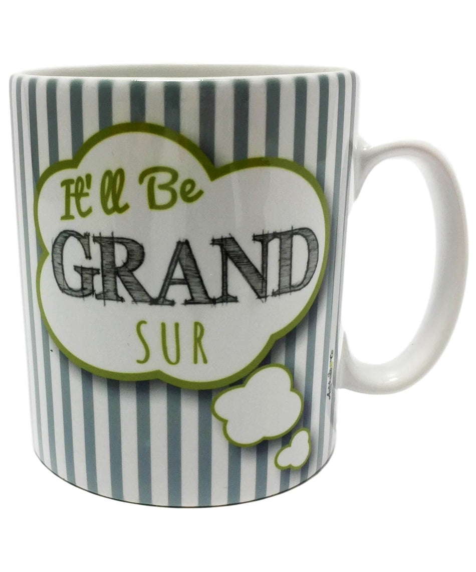 Irish Saying Cup - Grand Sur - [Avokado & Co] - Souvenir - Irish Gifts
