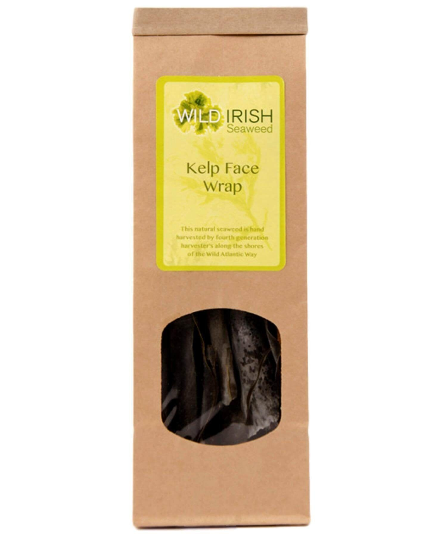 Kelp Face Wrap - [Wild Irish Seaweed] - Skincare & Beauty - Irish Gifts