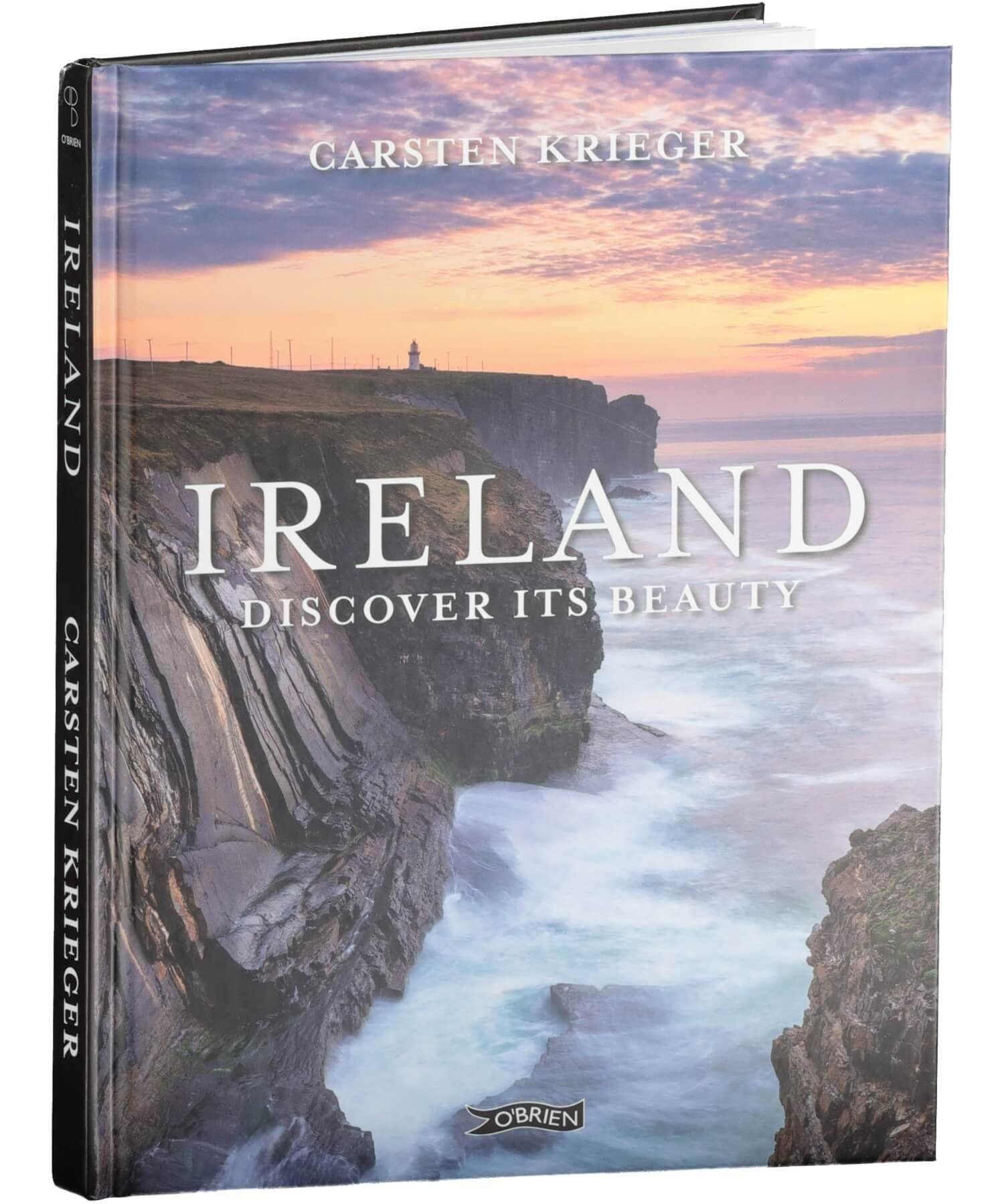 Ireland - Discover Its Beauty - [The O'Brien Press] - Books & Stationery - Irish Gifts
