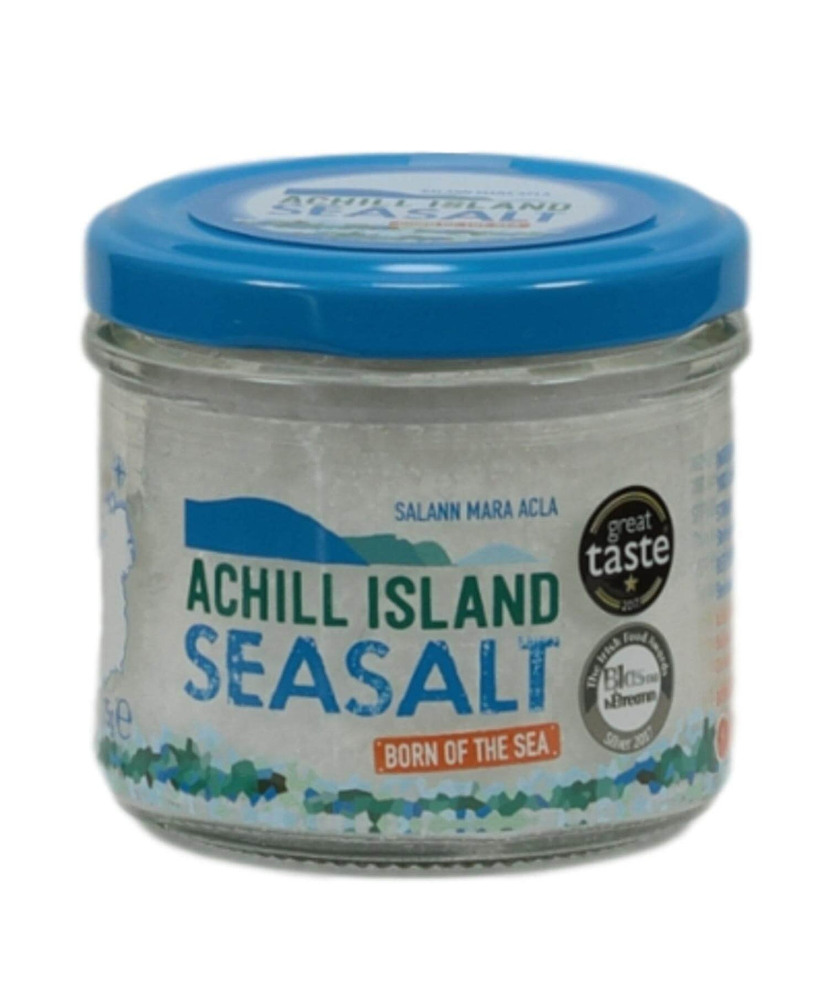 Achill Island Pure Sea Salt - [Achill Island Seasalt] - Food Gifts - Irish Gifts