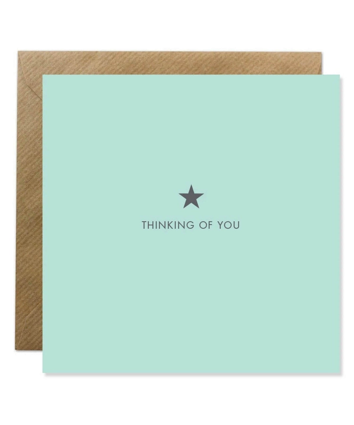Greeting Card - Thinking of You Bold Bunny Cards