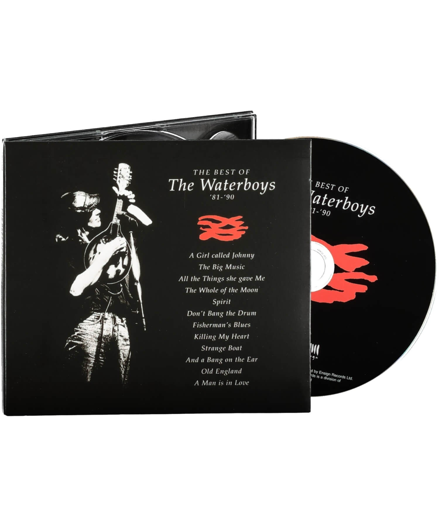 The Best of the Waterboys - [Ceol] - Music - Irish Gifts