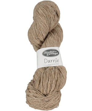 Handwoven Darnie Yarn - Oatmeal - [Studio Donegal] - Knitting - Irish Gifts