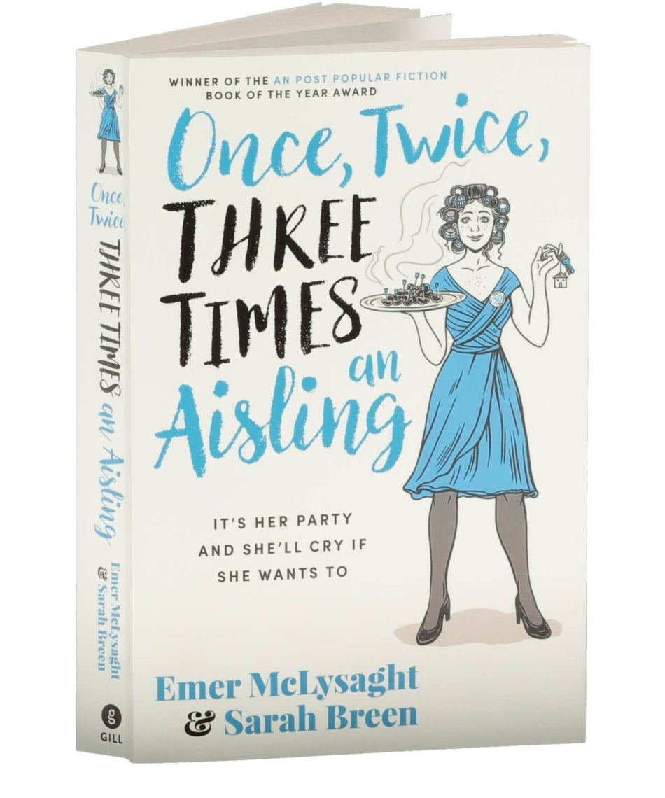 Once, Twice, Three Times an Aisling - [Gill & MacMillan] - Books & Stationery - Irish Gifts