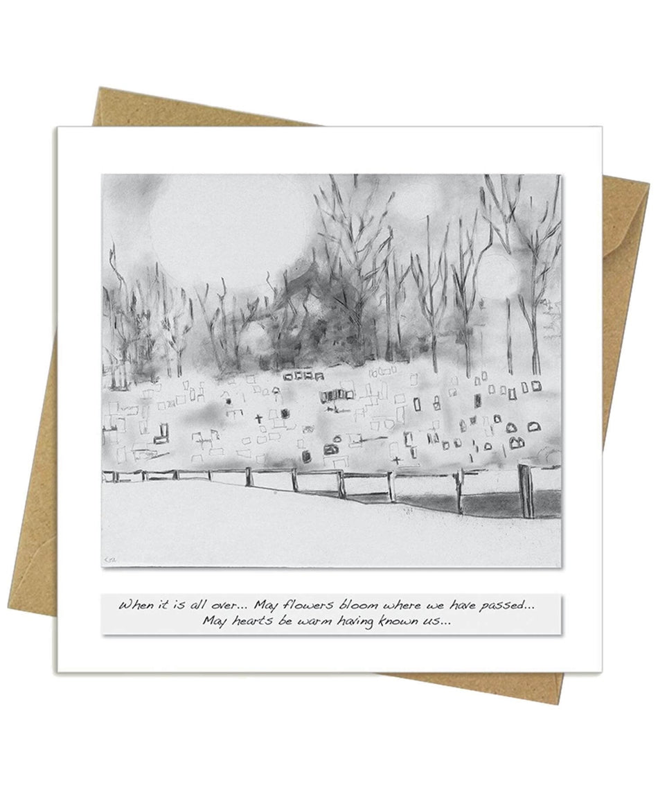 Greeting Card - Legacy of Kindness - [Rita Oates] - Greeting Cards - Irish Gifts