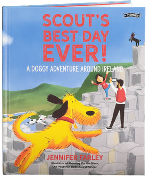 Scout's Best Day Ever! - [The O'Brien Press] - Books & Stationery - Irish Gifts