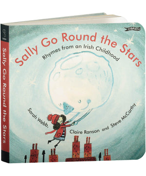 Sally Go Round The Stars - Board Book - [The O'Brien Press] - Books & Stationery - Irish Gifts