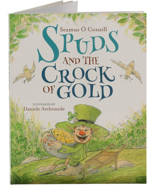 Spuds & The Crock Of Gold - [Gill & MacMillan] - Books & Stationery - Irish Gifts