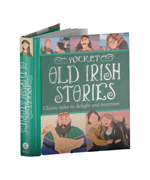 Pocket - Old Irish Stories - [Gill & MacMillan] - Books & Stationery - Irish Gifts
