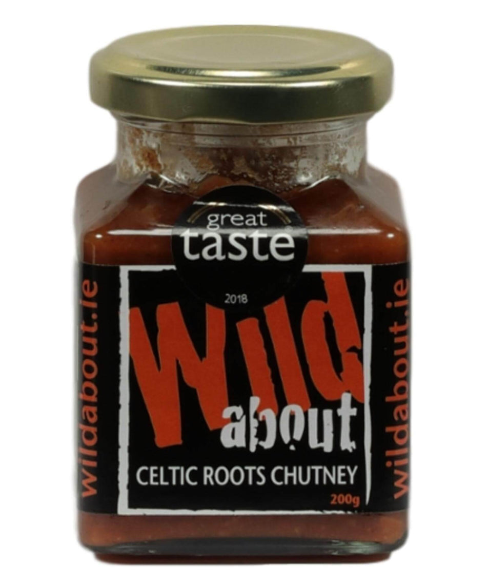 Celtic Roots Chutney - [Wild About] - Food Gifts - Irish Gifts