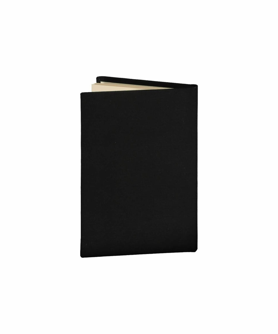 Triskele Knot Pocket Notebook - Midnight - [Duffy Bookbinders] - Books & Stationery - Irish Gifts