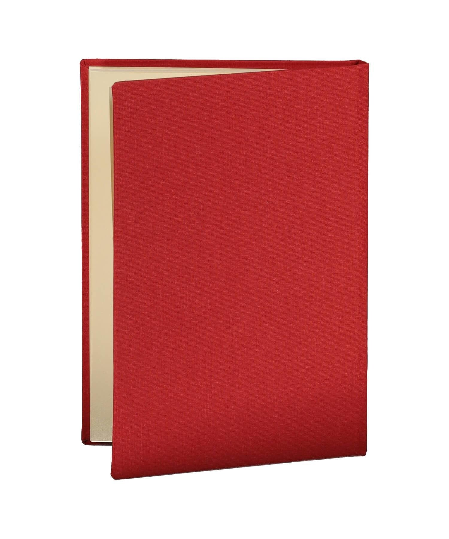 Dara Knot Notebook - Poppy - [Duffy Bookbinders] - Books & Stationery - Irish Gifts