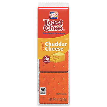 Lance ToastChee Cheddar Cheese