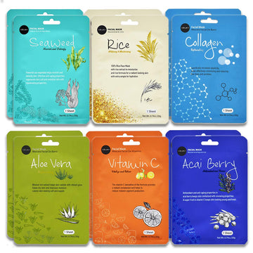 Celavi Essence Facial Face Mask