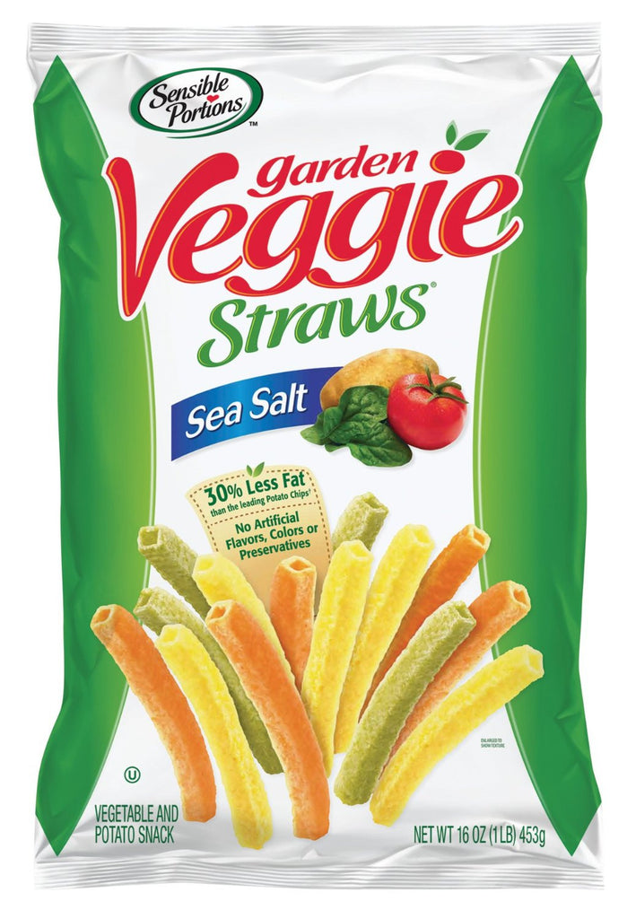 Troopster.org - military care package Veggie Straw - 1