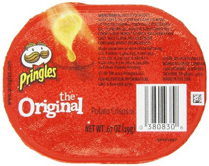 Troopster.org - military care package Pringles - 2