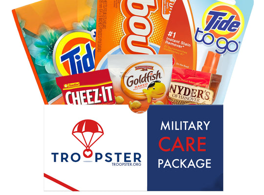 Troopster.org - military care package Laundry Kit