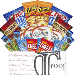 Troopster.org - military care package Food, Snack