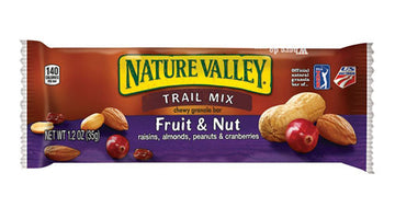 Nature Valley Chewy Trail Mix Fruit & Nut Granola Bars