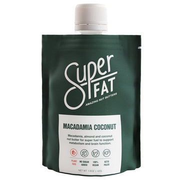 Superfat Macadamia Coconut Butter