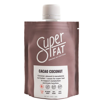 Superfat Cacao Coconut Butter