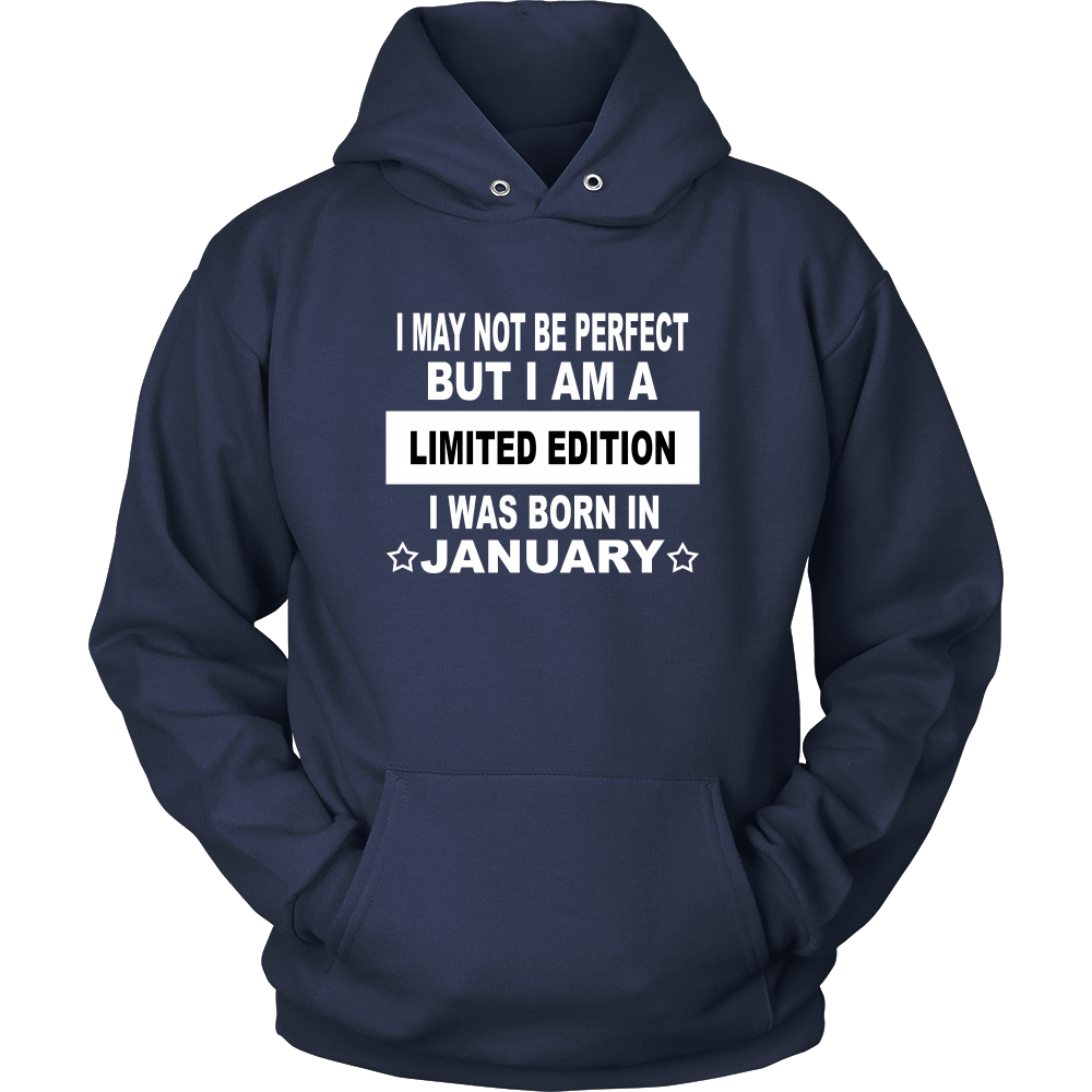 Limited Edition January Hoodie