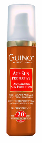 Guinot Age Sun Protective SPF20 - Anti Ageing Sun Protection SPF20