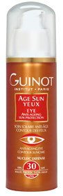 Guinot Age Sun Yeux SPF30 - Anti-Ageing Sun Protection for Eye Areas SPF30