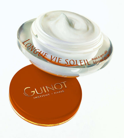Guinot Longue Vie Soleil - Before and After Sun Care