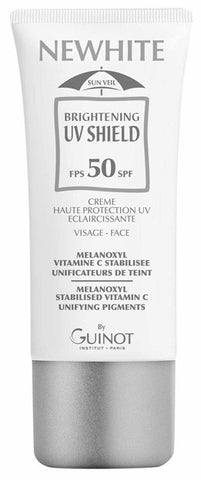 Guinot UV Brightening Shield SPF50.
