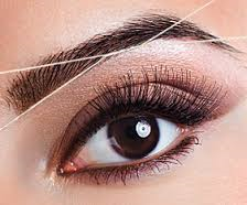 Threading - Eyebrow Shape