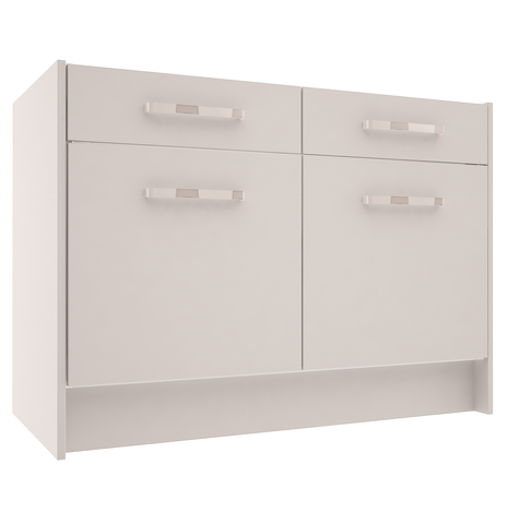 High Gloss - Base Double Drawline Unit