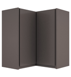 Handleless - Wall Corner L Shape Unit