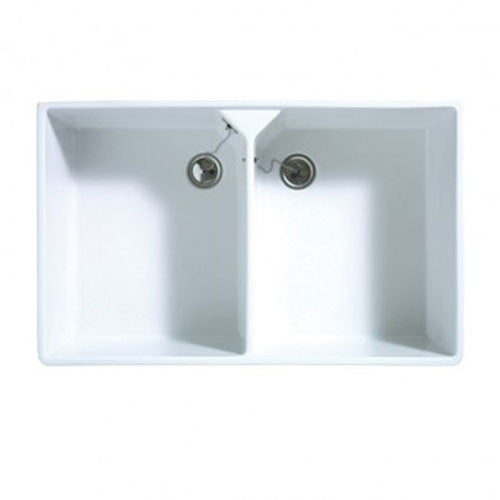 Astracast Sudbury Ceramic Sink with 2.0 Bowl
