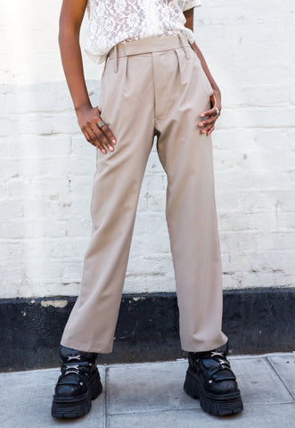 Vintage High Waisted Trousers