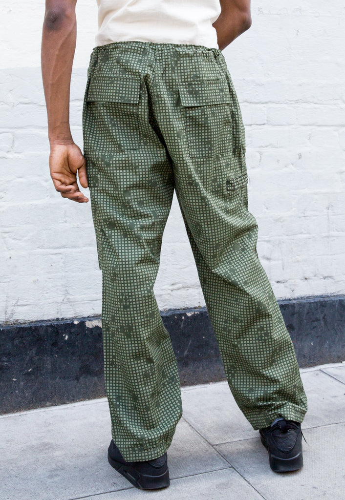 1980s Vintage Desert Night Camo Trousers