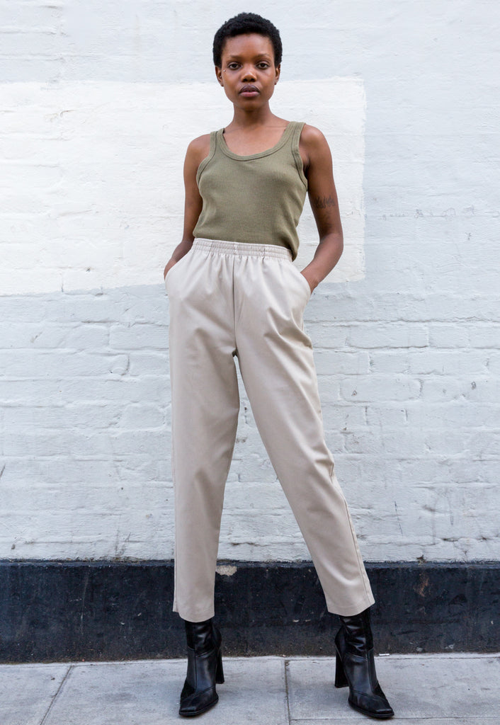 90s Vintage High Waisted Trousers