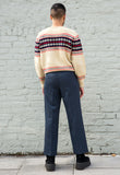 Rare Vintage 1940s/50s Wool Sweater