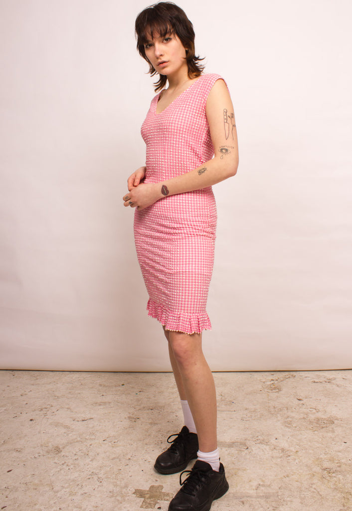 VINTAGE BODYCON DRESS