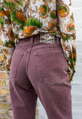 VINTAGE TAILORED TROUSERS