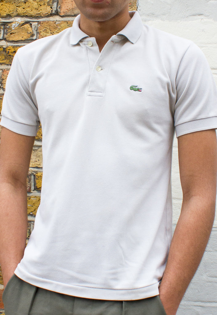 Vintage Lacoste Poloshirt - Made in France